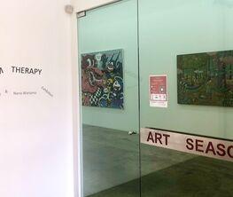 Boredom Therapy. a Gatot Indrajati & Nano Warsono Exhibition