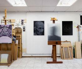 A studio visit with Gonçalo Preto