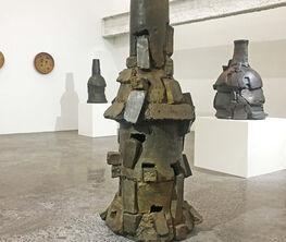 Peter Voulkos:  Stacks (1969 - 2001)