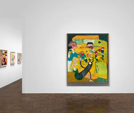 """""""Peter Saul: Murder in the Kitchen, Early Works"""""""