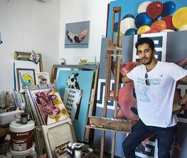 A Hunger Artist, Dorian D. Agüero