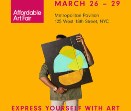 Miller Gallery Charleston at Affordable Art Fair New York Spring 2020