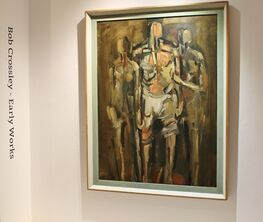 Bob Crossley - Early Works 1958 - 1961