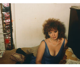 Nan Goldin Print to Benefit VOCAL-NY, P.A.I.N. and Aperture