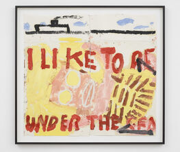 Rose Wylie: Which One, 2
