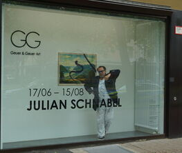 Julian Schnabel - Neue Editionen