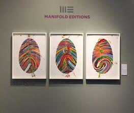 Manifold Editions at Affordable Art Fair Hong Kong 2019