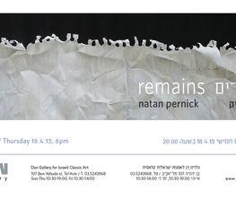 Remains - Natan Pernick