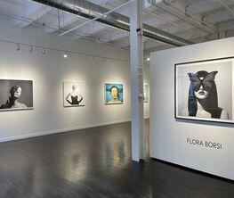 Flora Borsi - The Self Portrait Series