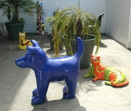 "Gary Steinbirn ""Blue Dogs"""