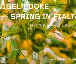 Nigel Cooke – Spring in Fialta