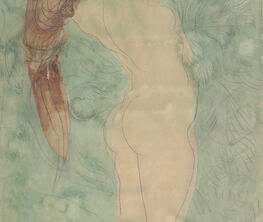 Fleeting moments - Drawings by Auguste Rodin
