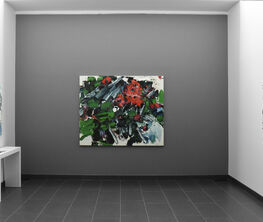 ZHANG HE | new paintings
