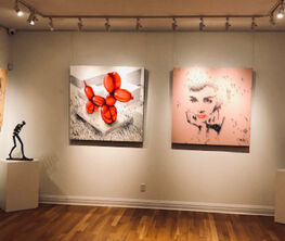 "Exhibit Craig ALAN - ""New Works"""