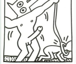 Keith Haring : Adults Only