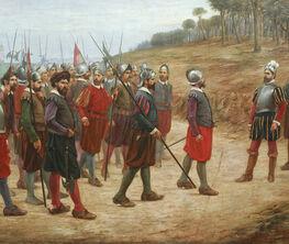 The Inca and the Conquistador