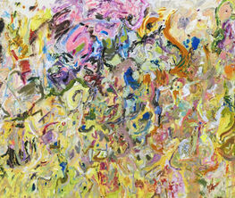 'It's impossible to stay the same unless you're catatonic'  Larry Poons – Paintings from the 1970s to the 2000s