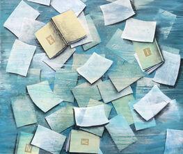 Los libros salvan. Cristina Sampere