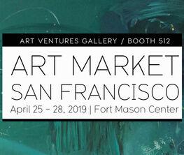 Art Ventures Gallery at Art Market San Francisco 2019