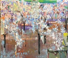 Alfonso Albacete. Pinturas analógicas