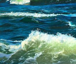 Erika Toliusis: Seascapes