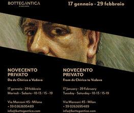 Private Novecento. From De Chirico to Vedova