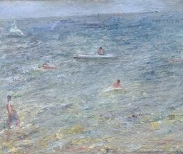 By the Sea: Paintings and Poetry