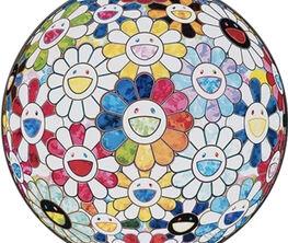 Takashi Murakami: Flower Balls