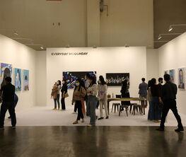EVERYDAY MOOONDAY at Art Busan 2021
