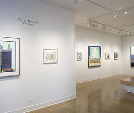 Wayne Thiebaud:  Paintings
