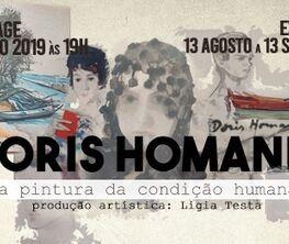Doris Homann: A Pintura da Condição Humana