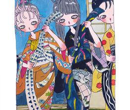 Aya Takano: Reintegrating World