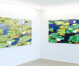 Katharina Gierlach / Konrad Winter: Zweimal Malerei