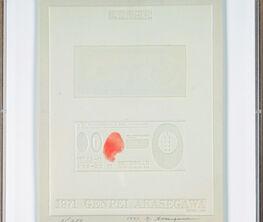 Capitalism, Law and Arts - Genpei Akasegawa's 1,000-Yen Note