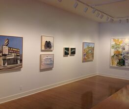 SELECTION OF WORK BY GALLERY ARTISTS