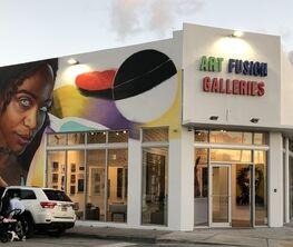 Art Fusion Galleries - Miami / Florida, USA - Gallery Exhibition