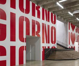 Ugo Rondinone: I Love John Giorno