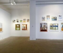 Peter Waite: Real Spaces Paintings /2018-2021