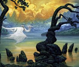 Ciruelo: Dragon Dreams