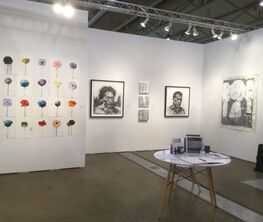 Jill George Gallery at Art Toronto 2019