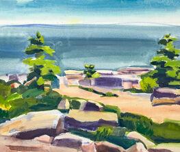 John Goodrich - Recent Paintings: Descending Light
