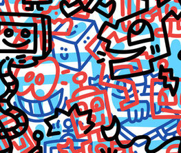 Mr Doodle Announces the Release of His First NFT Artwork: ESC