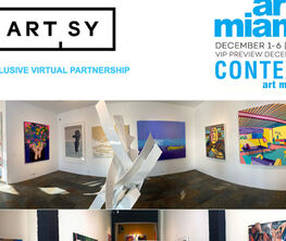 JoAnne Artman Gallery at Art Miami 2020