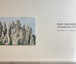 Rudy Shepherd: Calling all Gods