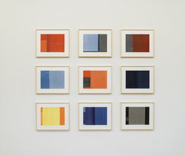 MARK WILLIAMS Works on Paper and 4 Small Paintings
