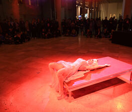 Do Disturb! Palais De Tokyo's Festival of Performance