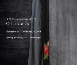 Oh Sangtaek_Closets