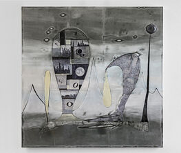 Russell Crotty: Paintings Distant and Perilous