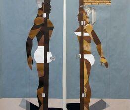 Galerie Anne de Villepoix at 1:54 Contemporary African Art Fair 2014