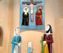 Galerie Bonheur at Objects of Art Santa Fe 2019